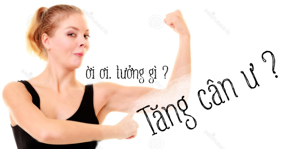 Bí quyết tăng cân hiệu quả tại nhà