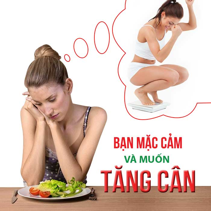 Biện pháp tăng cân cho người gầy kinh niên