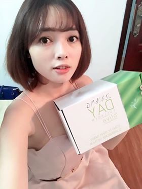 Kem giảm mỡ bụng Slimming Day Collagen